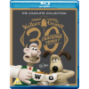 Wallace And Gromit - The Complete Collection (Blu-Ray)