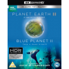 Planet Earth II & Blue Planet II Boxset (4K UHD Blu-ray + Blu-ray)