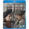 The Life and Death of Colonel Blimp (Blu-Ray) (DVD)