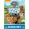 Paw Patrol: 1-3 Rescue Pack (DVD)