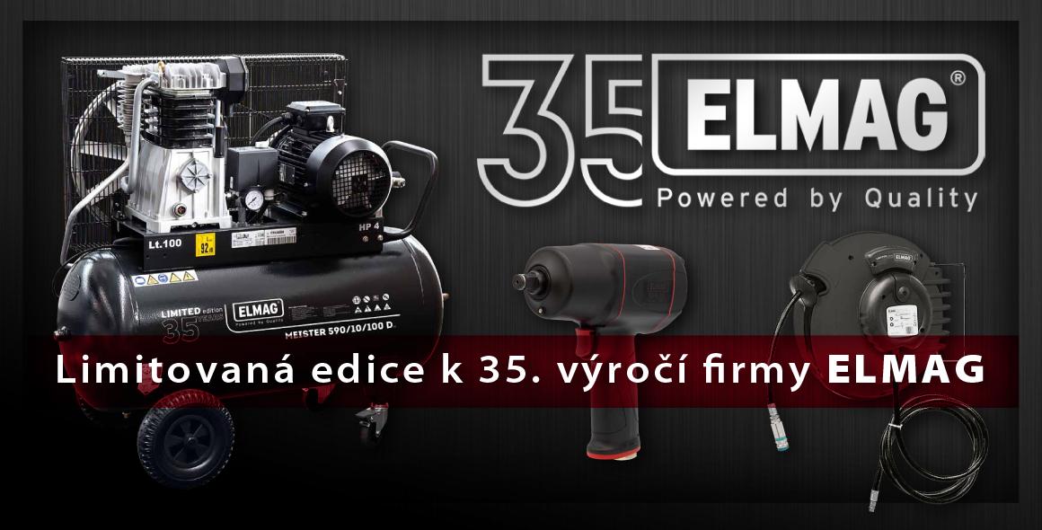 ELMAG Limitovaná edice k 35.výročí firmy