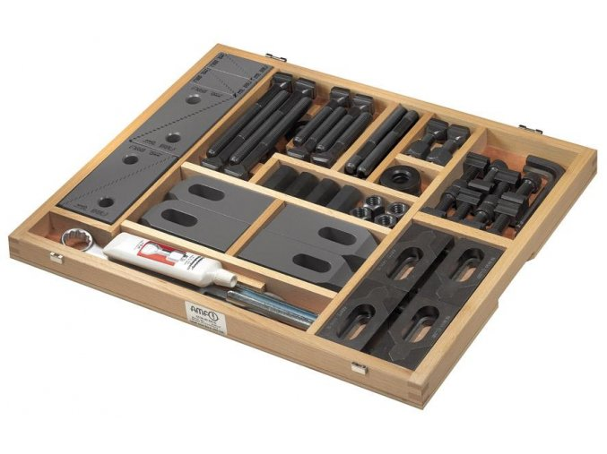 Sada upínacích nástrojů AMF 6530 M16x18 (83626)