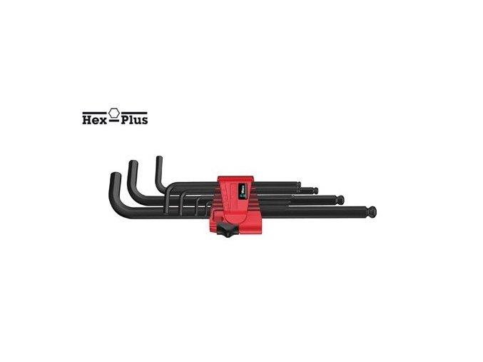 Sada šestihraných klíčů  (inbus) WERA 950 PKL/9BM