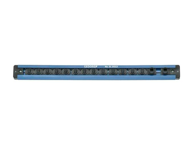 """Magnetická nástrčná lišta Gedore na hlavice 1/4"""" (1761080)"""
