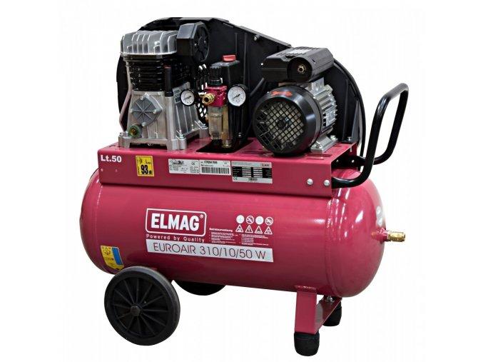 Pístový kompresor ELMAG Euroair 400/10/50 W AKCE