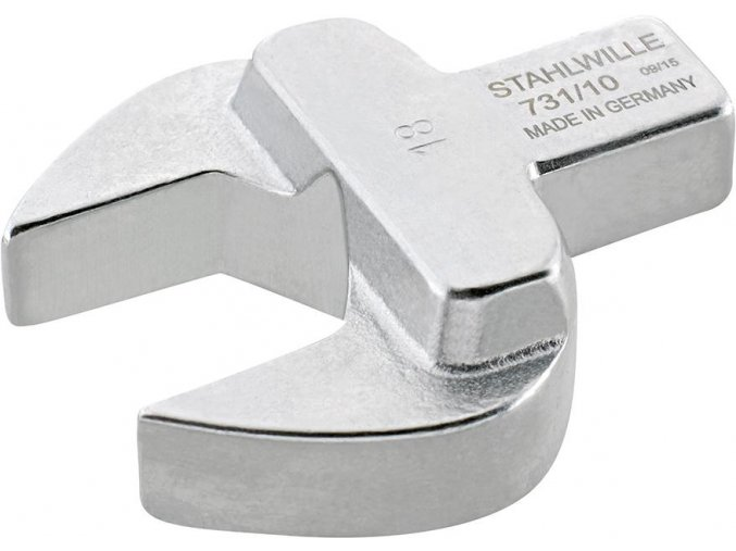 Nástrčný otevřený klíč Stahlwille 731/40 - 41mm  (58214041)