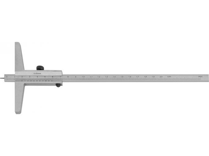Hloubkoměr s měřícím kolíkem Format 80mm