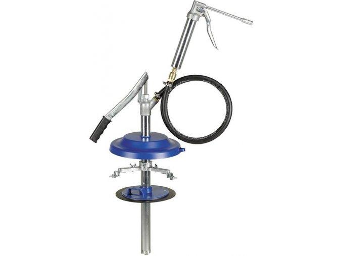 Ruční sudová pumpa s maznicí Pressol 17 605 - 5 kg