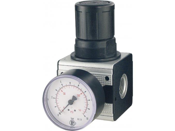 "Regulátor tlaku Riegler 1/4""   10 bar"