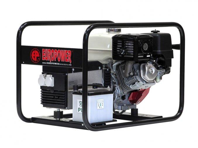 Elektrocentrála Europower EP6000E