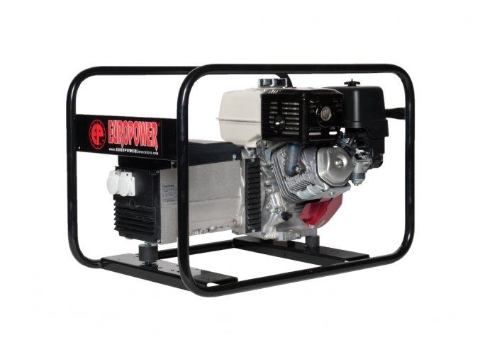 Elektrocentrála Europower EP6000 AVR