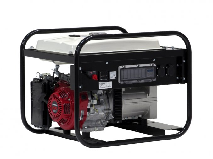Elektrocentrála Europower EP4100/25