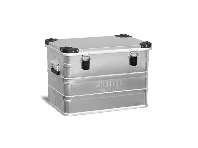 Hliníkový box Alutec D 76