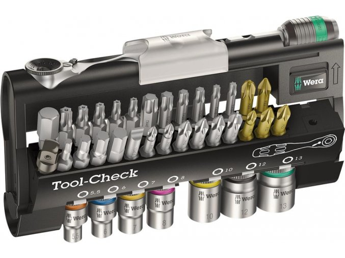 Sada bitů Wera Tool-Check 1 SB (05073220001)