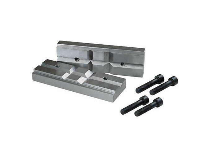 Sada náhradních čelistí pro svěrák Format 07 a 09 - 80 mm