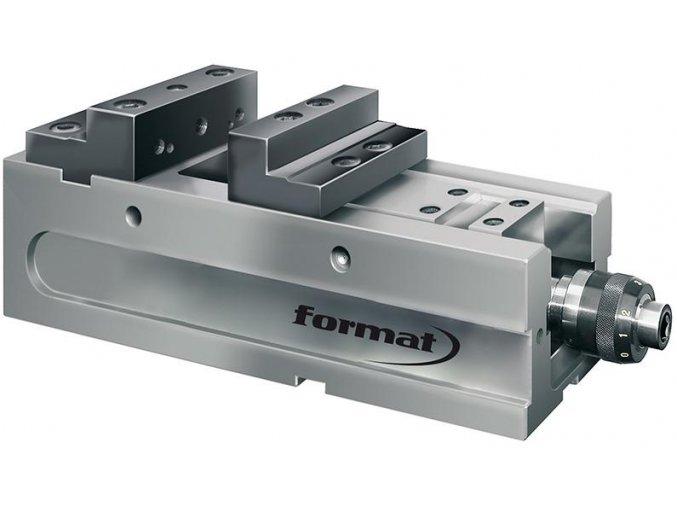 Strojní NC svěrák (kompaktni upinka) Format FKG - 125 mm