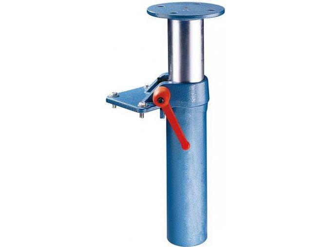 Teleskopický zvedák pro svěráky Format 13 a 14 - 120 mm (mechanický)
