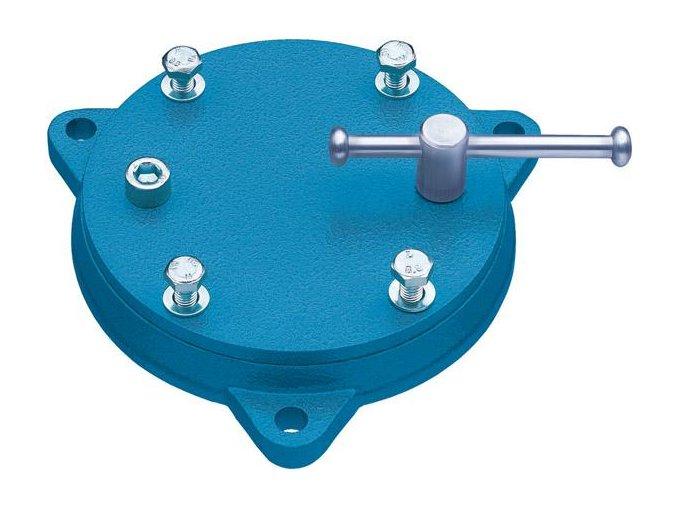 Otočný talíř pro svěrák Brockhaus Heuer Vice - 100 mm