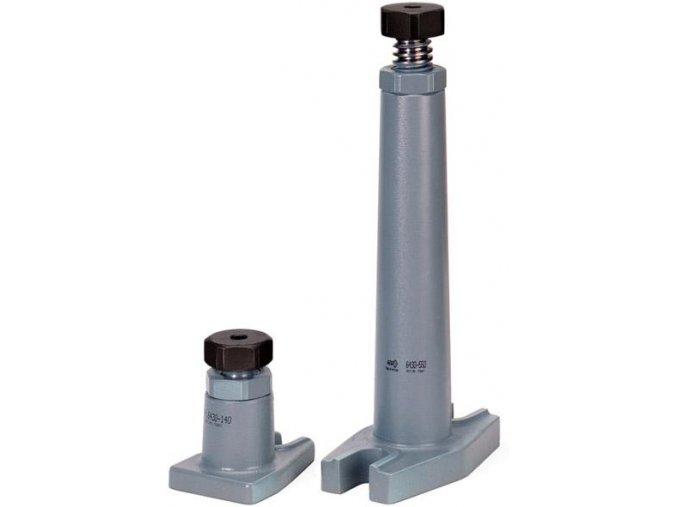 Šroubovací podstavec s pojistnou maticí AMF 6430S 140-200 mm (72561)