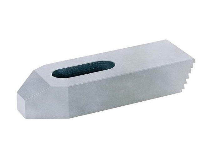 Jednoduchá upínka se zuby a šroubem Format 6314Z - 18x125 mm