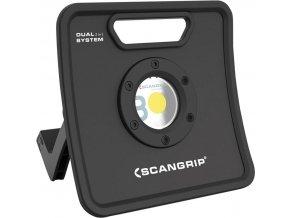 LED aku pracovní světlo Scangrip NOVA 3KC+R (03.5441)