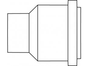 Náhradní opalovací tryska na plamen pro Ersa Independent 130  (0G132BE/SB)