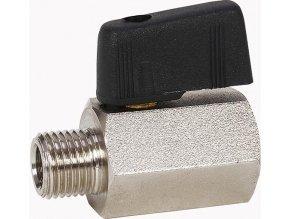 "Kulový ventil BEE Mini 1/4""AG x 1/4""IG"