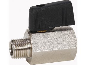 "Kulový ventil BEE Mini 1/2""AG x 1/2""IG"