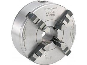 4-čelisťové sklíčidlo litinové Format ZG DIN 6350 - 100 mm