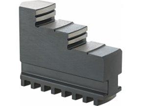 Sada čelistí 3-dílná pro vnější upnutí Format BB DIN 6350 - 125 mm