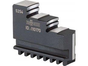 Sada čelistí  3-dílná pro vnitřní upnutí  Röhm DB DIN 6350 - 350/400 mm (110017)
