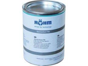 Speciální tuk pro otočná sklíčidla Röhm - 1kg (28975)