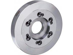 Krátká příruba Röhm DIN 55029/KK5 - 160 mm (319677)