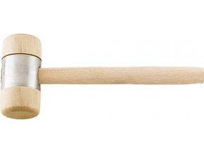 Dřevěné kladivo Format DIN 7462 B0  -  80 mm