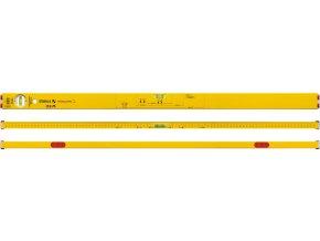 Vodováha s magnetem Stabila 80M pro instalatéry - 100 cm (16882)