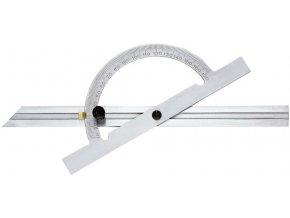Kovový úhloměr posuvný Format  10°-170° - 600mm