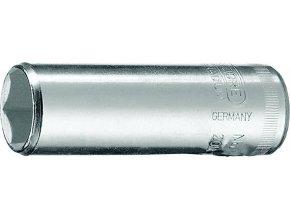 """Nástrčná hlavice dlouhá Gedore 1/4""""  -  šestihran 12 mm (6192560)"""