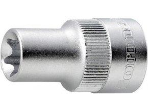 """Nástrčná hlavice pro vnější šrouby Torx Format 1/4"""" -  E 7 x 25"""