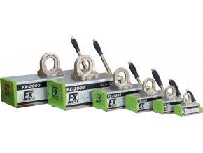 Magnet pro zvedání břemen Flaig Universal FX-3000
