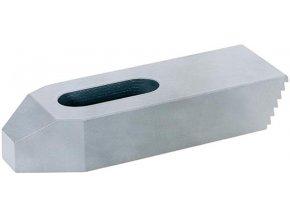 Jednoduchá upínka se zuby a šroubem Format 6314Z - 6,6x50 mm
