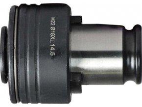 Rychlovýměnná vložka Fortis s bezpečnostní spojkou FES2  M8/7x6,3
