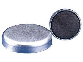 Magnetická plochá upínka Format k nalepování - Ø25 mm