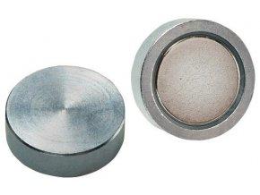 Magnetická plochá upínka Format NDFEB - Ø25 mm