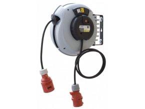Navíjecí buben s kabelem Elmag Mega 400 - 5x1,5 / 30m