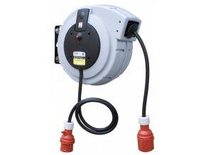 Navíjecí buben s kabelem Elmag Major Plus 400 - 5x2,5 / 15m