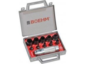 Sada na vysekávání těsnění Boehm 18 dílná  2-30 mm (JLB330PACC)