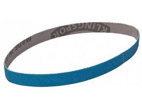 Brusný pás modrý pro pásovou brusku Elmag EPS 450 - zrnitost 40 (10ks)