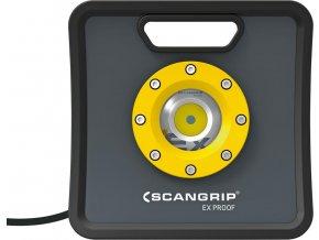 SCANGRIP pracovní lampa  NOVA EX R 750/1500lm 03.5601