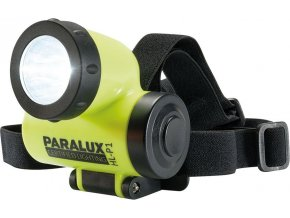 Bezpečnostní LED čelovka Parat PARALUX® HL-P1, IP68