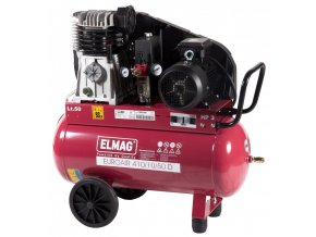 Pístový kompresor ELMAG Euroair 410/10/50 D